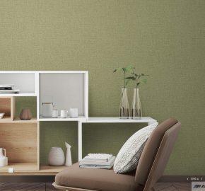3707 Serie | Papel pintado de textura de arpillera de tela natural