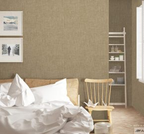 Serie 3712 | Papel pintado inspirado textura áspera lana tweed