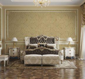7807 Serie Rich papel tapiz de damasco barroco papel pintado